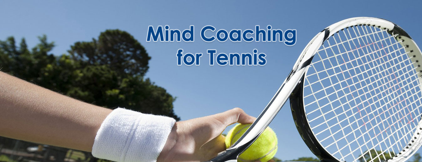 Tennis Player Mind Coaching