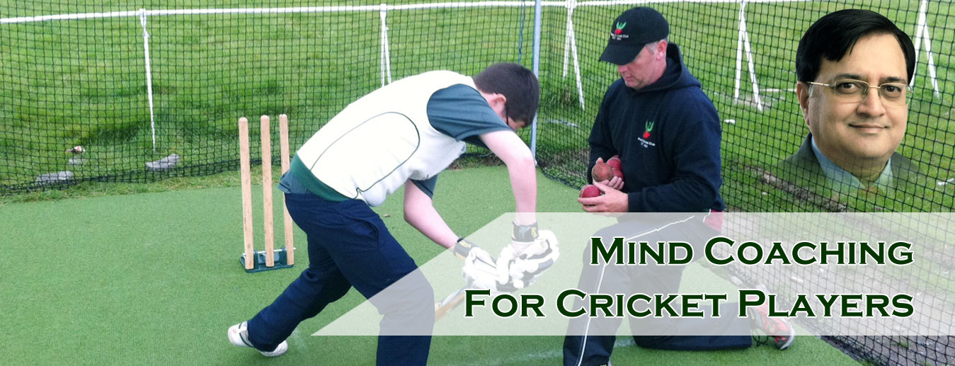 Cricket Player Mind Coaching