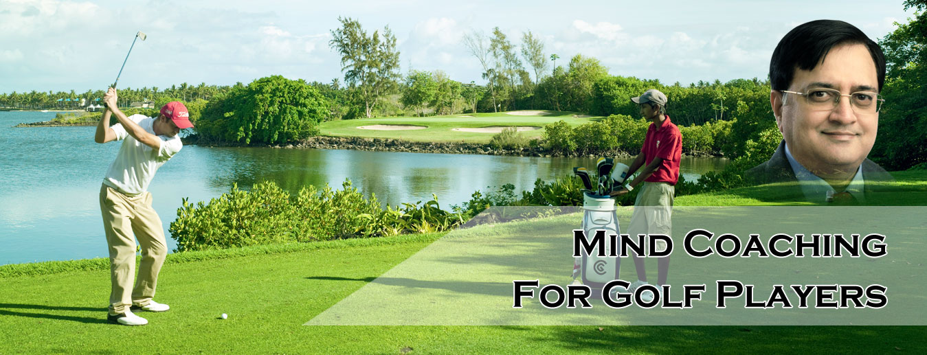 Golf Players Mind coaching
